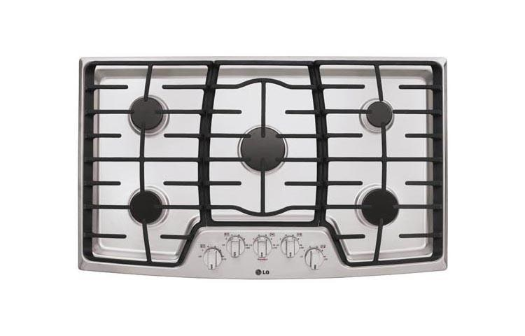 LG Cooking Appliances LCG3611ST 1