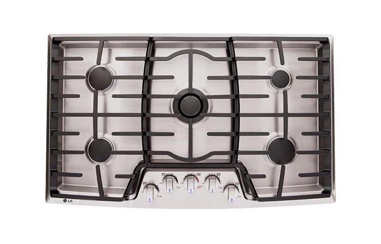 LG Cooking Appliances LCG3691ST 1