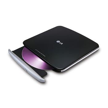 Super Multi Portable 8x DVD Rewriter with M-DISC™ Support1