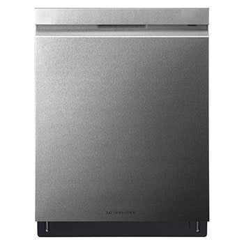 LG SIGNATURE Top Control Smart Wi-Fi Enabled Dishwasher with TrueSteam® and QuadWash™ 1