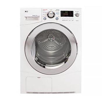 Lg Dlec855w 24 Compact Ventless Electric Front Load Dryer