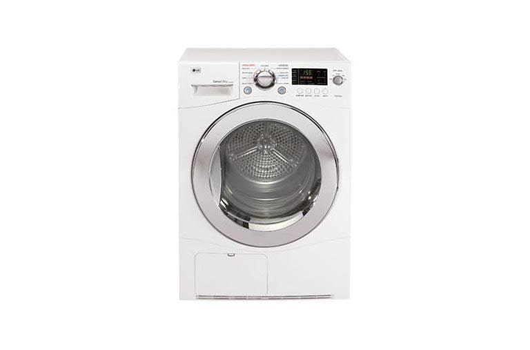 Lg Dlec855w 24 Compact Ventless Electric Front Load Dryer Lg Usa