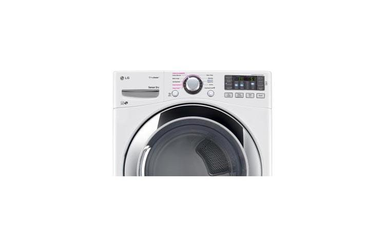7.4 cu. ft. Ultra Large Capacity SteamDryer™ w/ NFC Tag On