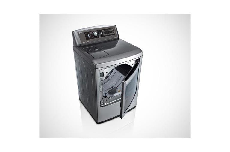 LG Dryers DLEX5780VE thumbnail +2