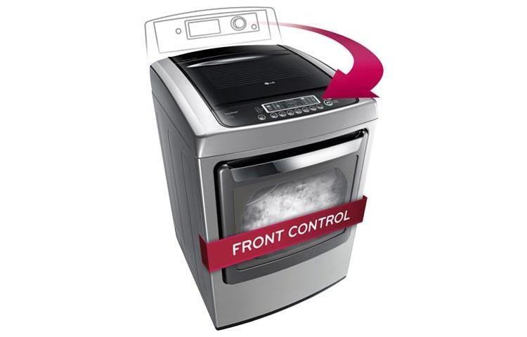 Lg Dryers Dley1201v 1