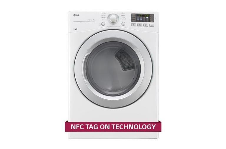 Lg Dryers Dlg3171w Thumbnail 3