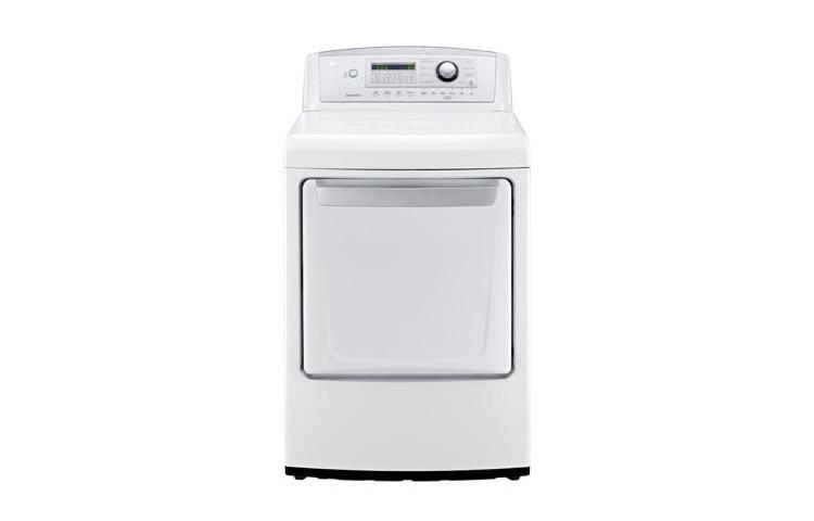 Lg Sensor Dryer ~ Lg dlg w large high efficiency gas dryer sensor dry