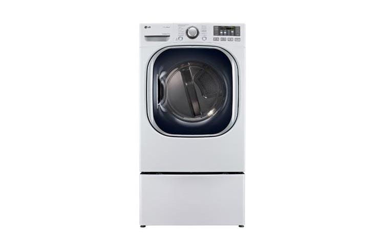 7 4 cu  ft  Ultra Large Capacity SteamDryer™ (Gas)