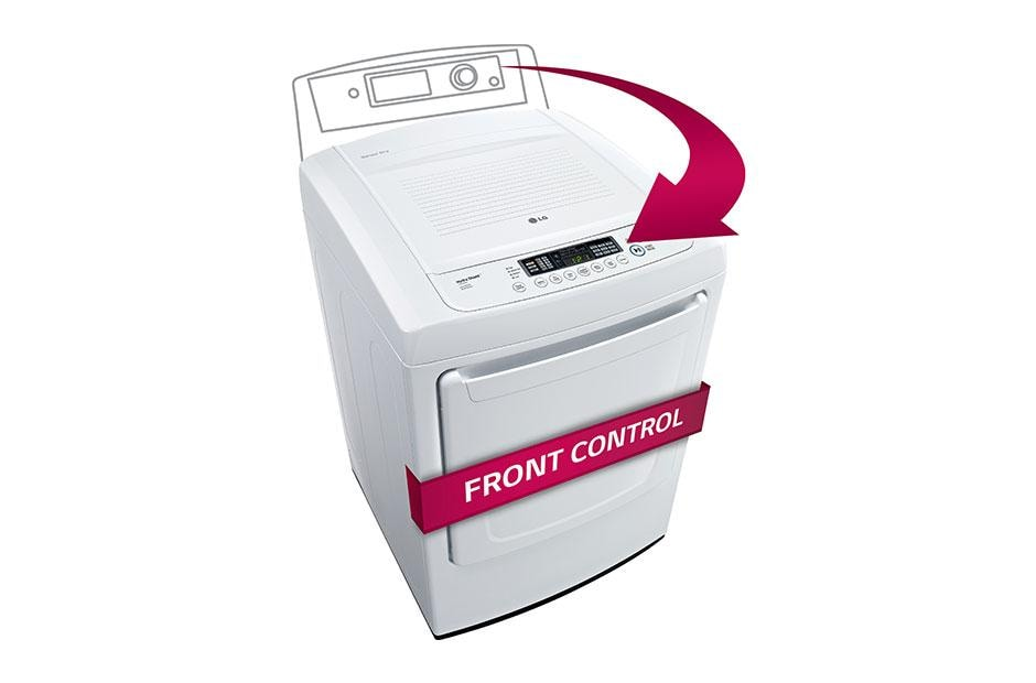 DLE1001W_Desktop WM_13 lg dle1001w 7 3 cu ft ultra large capacity top load dryer with  at readyjetset.co