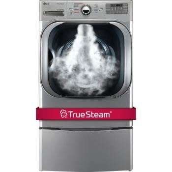 Mega Capacity Electric Dryer W Steam Technology