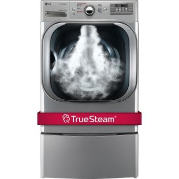 9.0 cu. ft. Mega Capacity Gas Dryer w/ Steam™ Technology1