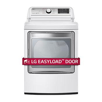 Ultra Large Capacity TurboSteam™ Electric Dryer with EasyLoad™ Door  sc 1 st  LG & LG DLEX7600WE: Save $300 During Our Black Friday Sales Event | LG USA pezcame.com