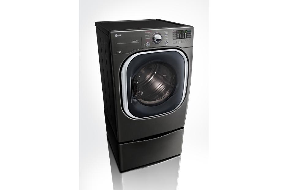 7.4 cu.ft. Ultra Large Capacity TurboSteam™ Electric Dryer