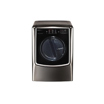 LG SIGNATURE 9.0 cu. ft. Large Smart wi-fi Enabled Gas Dryer w/ TurboSteam™ 1
