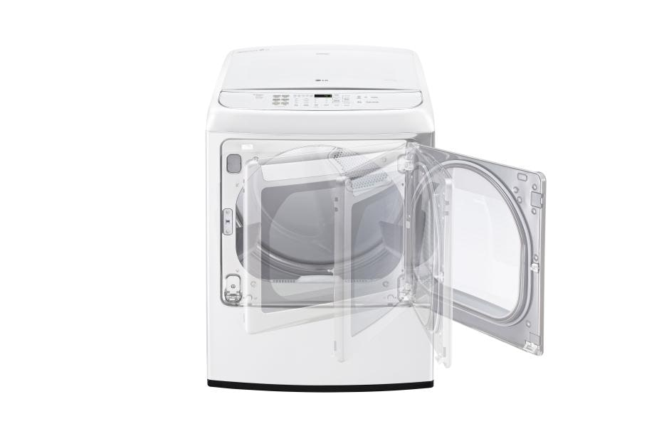 7.3 cu. ft. Smart wi-fi Enabled Front Control Electric Dryer w/ EasyLoad™ Door