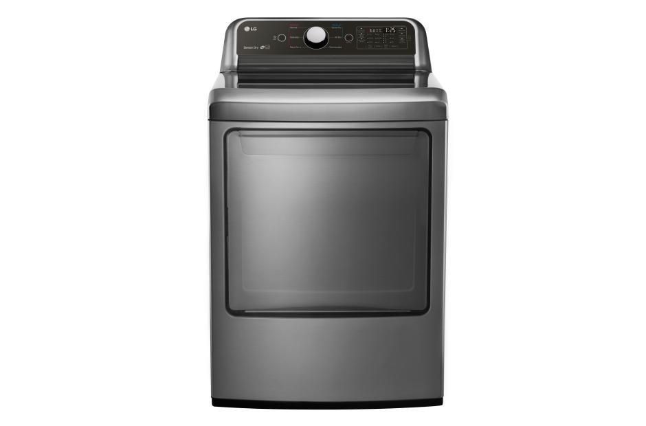 Lg Dryer Drum In The Hole ~ Lg dlg v super capacity gas dryer w sensor dry usa
