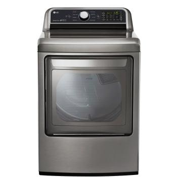 7.3 cu. ft. Smart wi-fi Enabled Gas Dryer with Sensor Dry Technology1