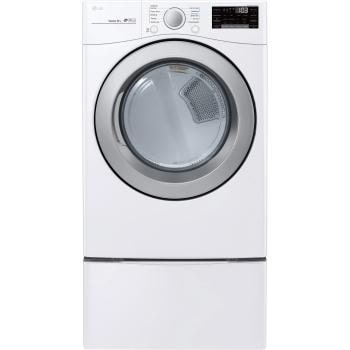 7.4 cu. ft. Ultra Large Capacity Smart wi-fi Enabled Electric Dryer1
