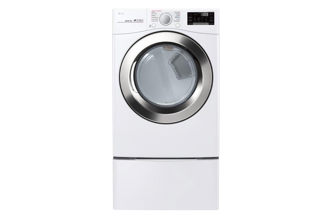 Lg Dryers Dlgx3701w 1