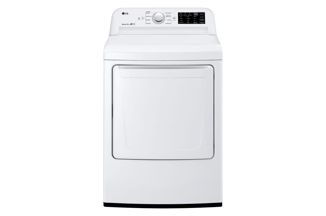 Electric Dryer With Sensor Dry Technology
