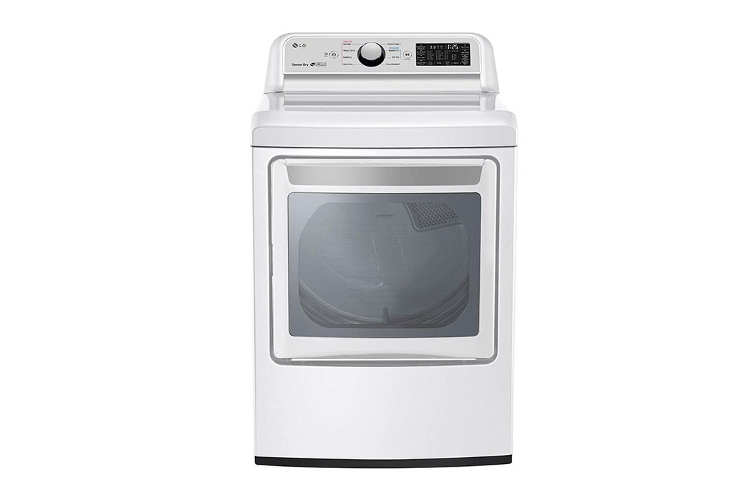 Lg Dlg7301we 7 3 Cu Ft Gas Dryer With Sensor Dry Technology Lg Usa