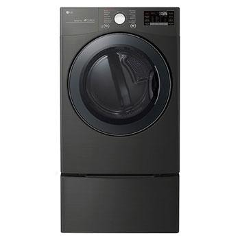 7.4 cu.ft. Smart wi-fi Enabled Electric Dryer with TurboSteam™1