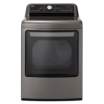 7.3 cu.ft. Smart wi-fi Enabled Gas Dryer with TurboSteam™1