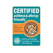 Officially Certified by the Asthma and Allergy Foundation of America