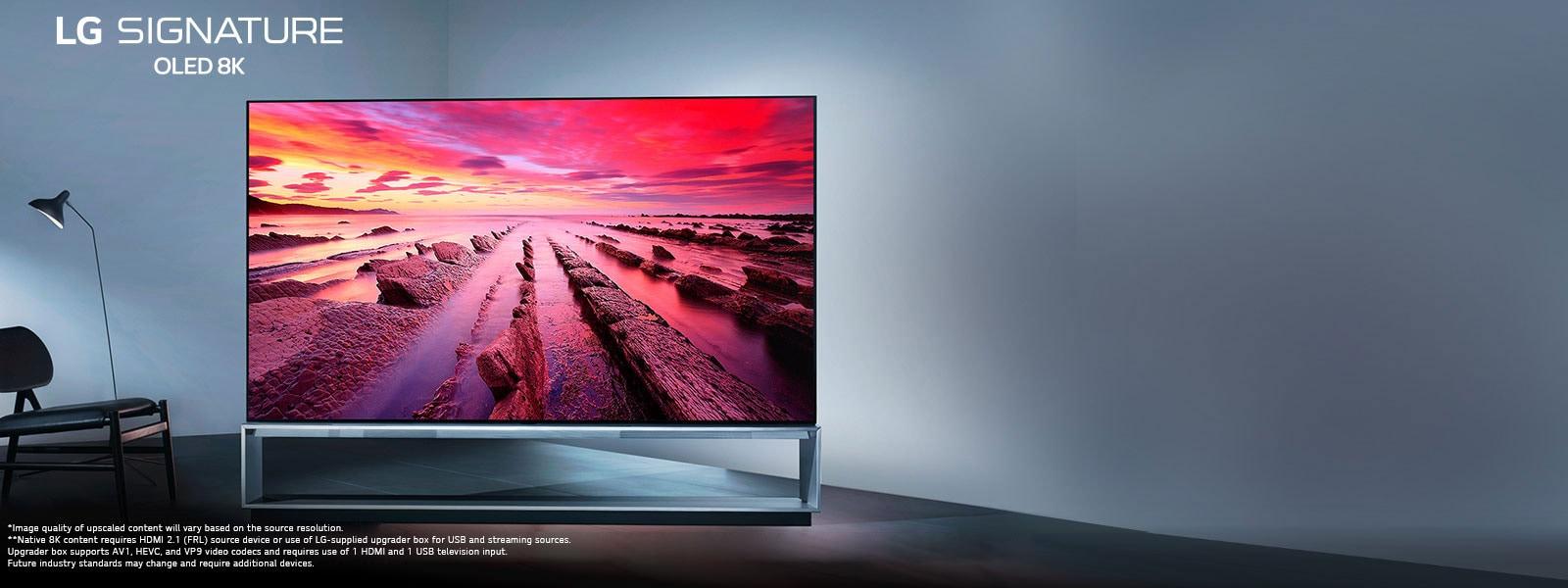 LG OLED TV 8K