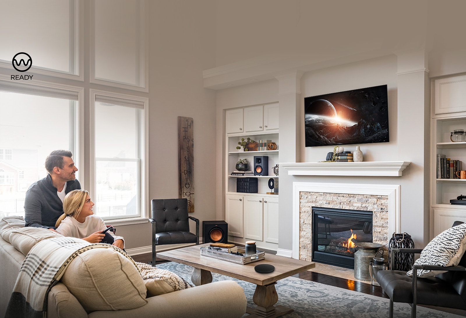 LG OLED TVs and WiSA™1