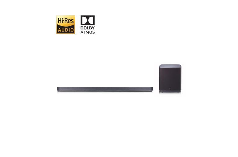 5 1 2 ch High Resolution Audio Sound Bar with Dolby Atmos