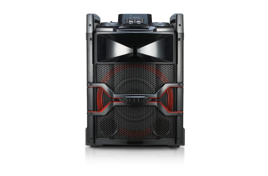 LG OM5541: 400W Cube Speaker System with Bluetooth Connectivity | LG USA