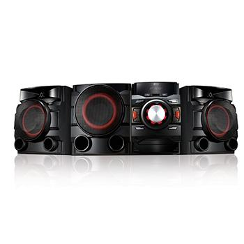 LG XBOOM 700W 2.1ch Mini Shelf System with Built-in Subwoofer and Bluetooth®1