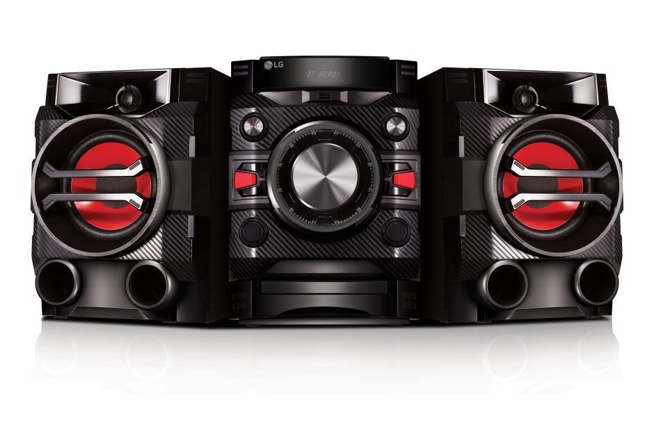 Lg Cm4360 230w Hi Fi Entertainment System With Bluetooth