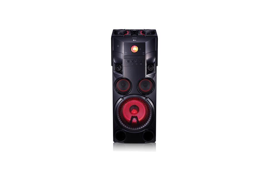 Lg Om7560 1000w Hi Fi Entertainment System With Karaoke