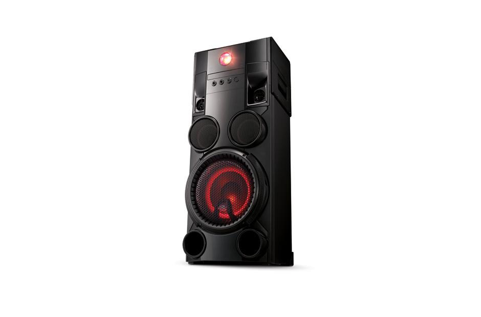1000W Hi-Fi Entertainment System with Karaoke Functionality