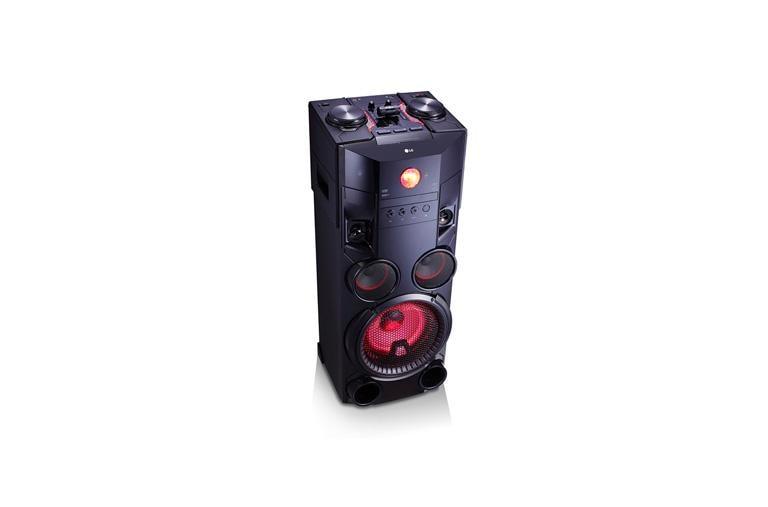LG OM7560 : 1000W Hi-Fi Entertainment System with Karaoke ...