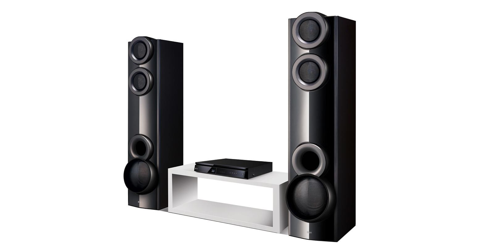 LG LHB675: 3D-Capable 1000W 4.2ch Blu-ray Disc™ Home Theater System | LG USA