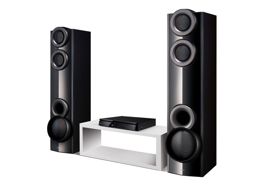 LG LHB675 3DCapable 1000W 42ch Bluray Disc Home Theater System