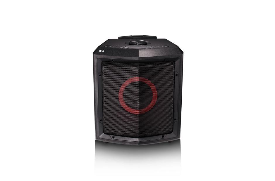 50W LOUDR Portable Speaker System