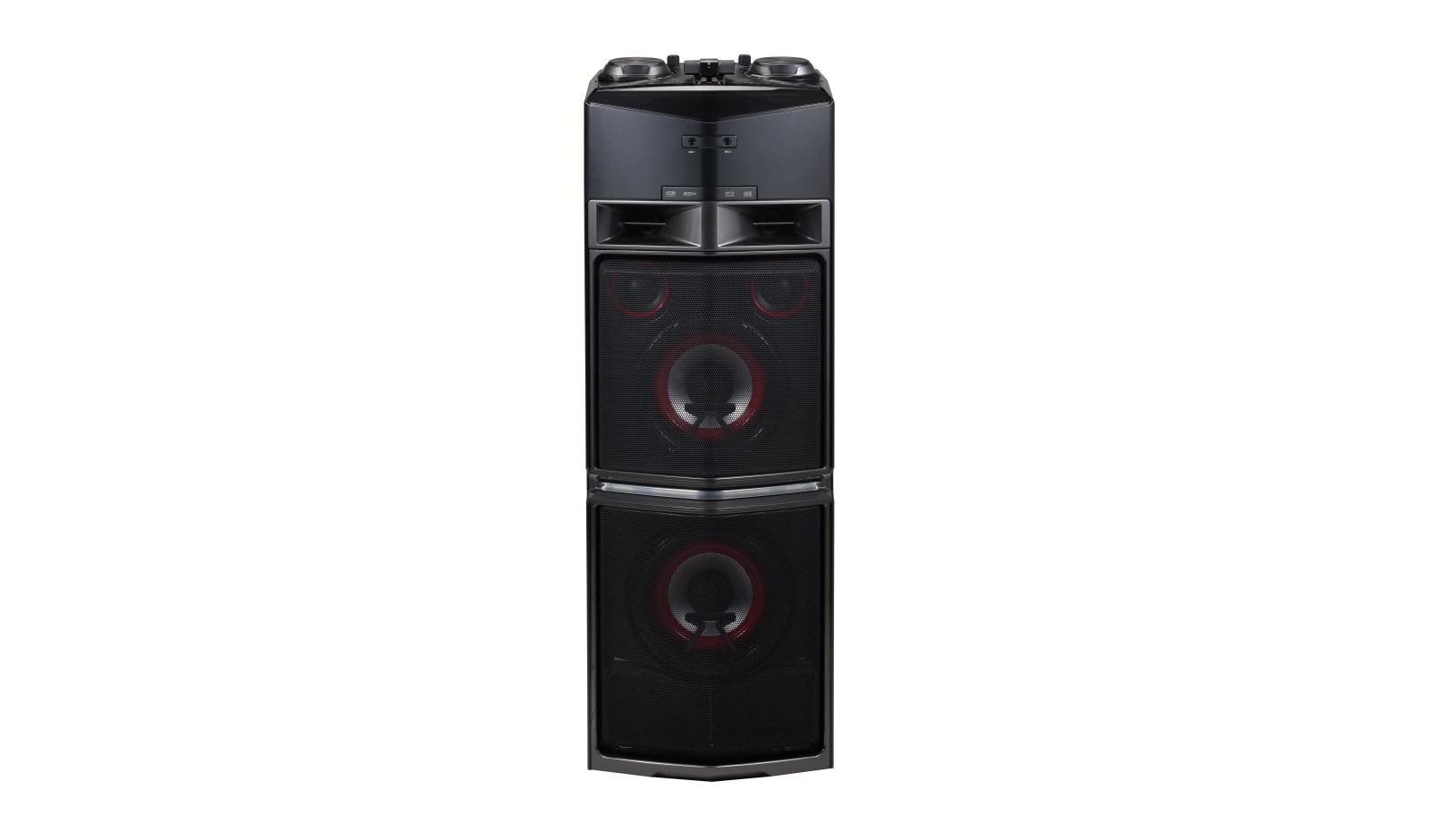 Lg Oj98 Xboom 1800w Hi Fi Speaker System With Bluetooth Power Amplifier Compatible Tv Audio Connectivity Usa
