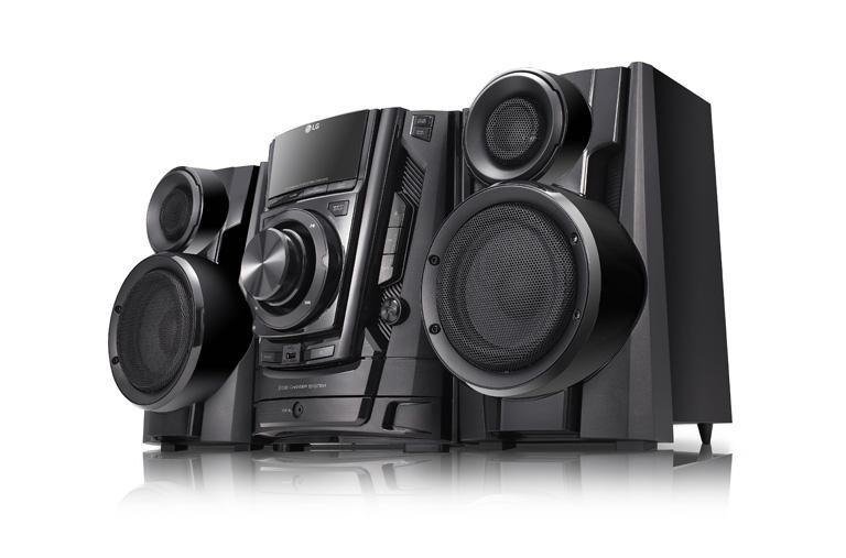 LG Home Audio CM3370 Thumbnail 3