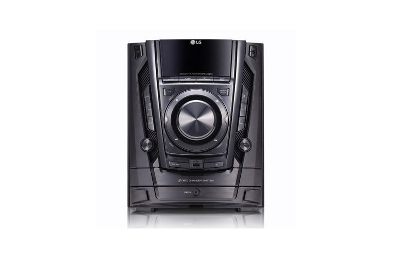 LG Home Audio CM3370 Thumbnail 4