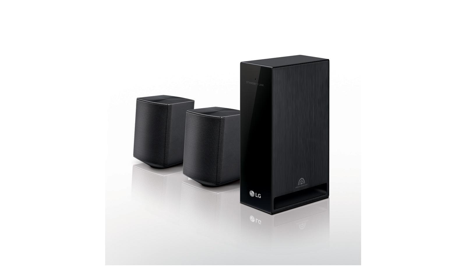 Lg Spj4 S 20 Ch Sound Bar Wireless Rear Speaker Kit Usa Valor Radio Wiring Harness Diagram