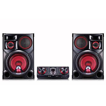 CJ98 3500W Hi-Fi Entertainment System with Bluetooth® Connectivity1