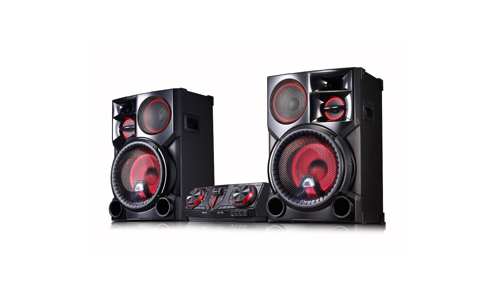 Lg Cj98 Xboom 3500w Hi Fi Entertainment System With Bluetooth Outdoor Audio Wiring For Speakers Connectivity Usa