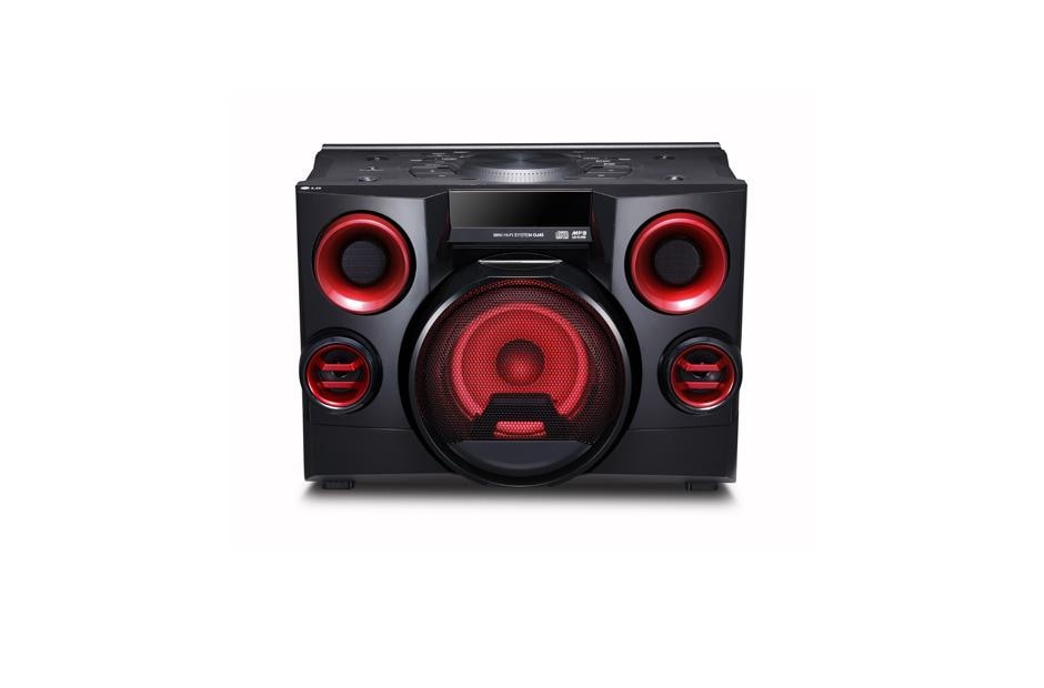Lg Oj45 Xboom 120w Hifi Speaker System With Bluetooth Rhlg: Lg Audio Speakers At Gmaili.net