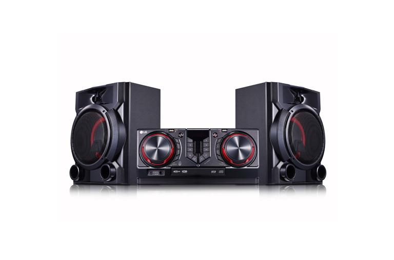 LG Home Audio CJ65 thumbnail 1