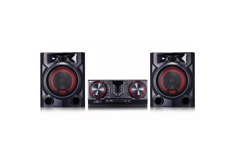 LG Home Audio CJ65 thumbnail 2