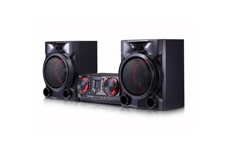 LG Home Audio CJ65 thumbnail 4